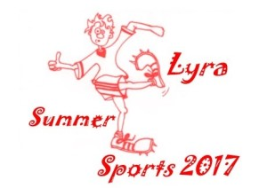 Logo Lyra summer sports 2017